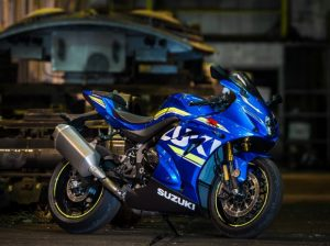 Suzuki GSXR-1000 - More Fully Hectic Than Ever - National Motorcycle